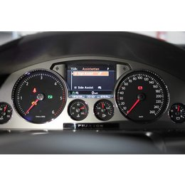 Side assist VW Phaeton 3D