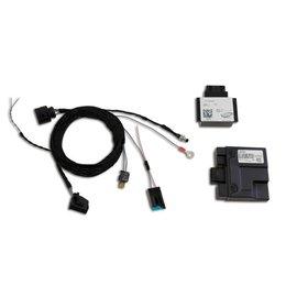 Complete set actieve Sound incl Sound Booster VW Touareg 7L - variant 2 -