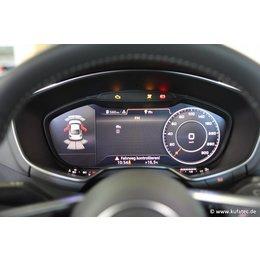 Komplett-Set APS+ Front und Heck für Audi TT 8S (FV)