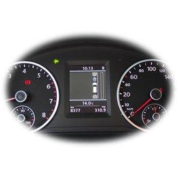 Park Assist incl. Park Pilot w/OPS - Retrofit - VW Tiguan 5N - PDC rear available, 4motion, from 2016
