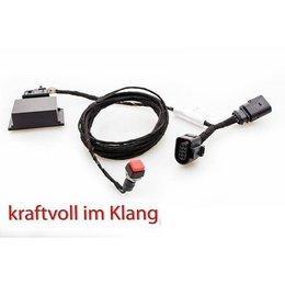 Sound Booster Pro Active Sound Audi A4 8K, A5 8T
