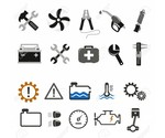 Werkzeuge Auto
