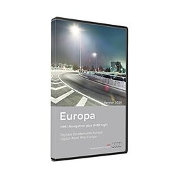 Audi MMI Navigation Plus Update (MIB hoch), A3, Europa 2016