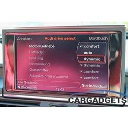 Komplettset Active Sound inkl. Sound Booster für Audi A6 4G allroad