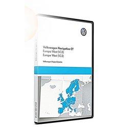 VW Navigatie update, West-Europa (V13) 1T0051859AK