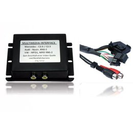 Multimedia Interface voor COMAND 2.0 / COMAND APS220 incl. Video vrijlating