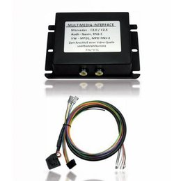 Multimedia Interface for VW - RNS2