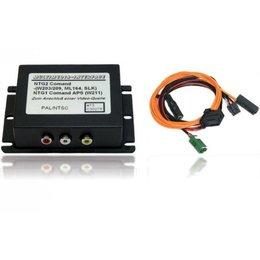 Multimedia Interface voor COMAND NTG1 / NTG2