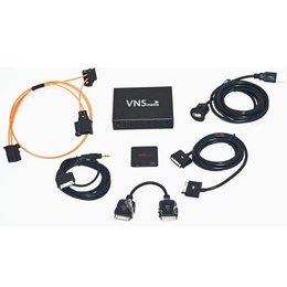 Audio Interface für Audi MMI 2G High - iPod / iPhone 3, 4, 5, 6 / USB / AUX / A2DP AMI Bluetooth