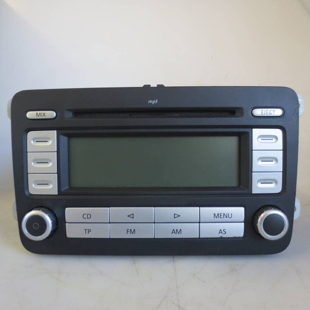 radio cd passat touran 1k0 035 186 ad car gadgets bv. Black Bedroom Furniture Sets. Home Design Ideas