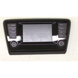 Skoda Display-Screen-Monitor  Octavia III 5E0 919 605 B