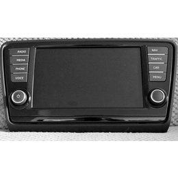 Skoda Display scherm Monitor  Superb III Octavia III 5E0 919 606