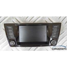 Skoda Display scherm Monitor  Fabia III 6V0 919 604