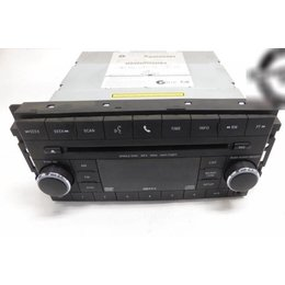 JEEP Radio CD- Dodge-05064954AC