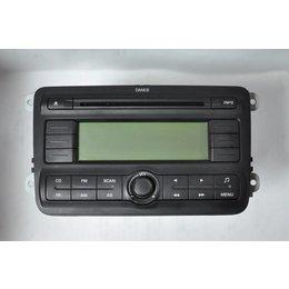 Skoda Radio CD  Fabia 5J0035161