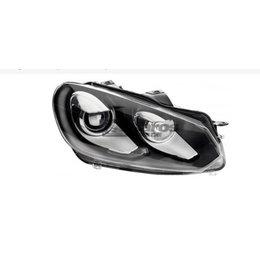 Volkswagen BI-XENON LED-Leuchten mit Licht Curve  Golf VI 5K1 941 752 C