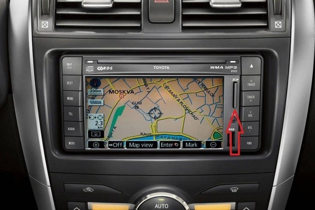 map update   toyota tns navigation car gadgets bv