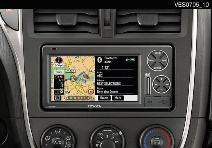 map update 2017 2018 toyota tns510 navigation car gadgets bv. Black Bedroom Furniture Sets. Home Design Ideas