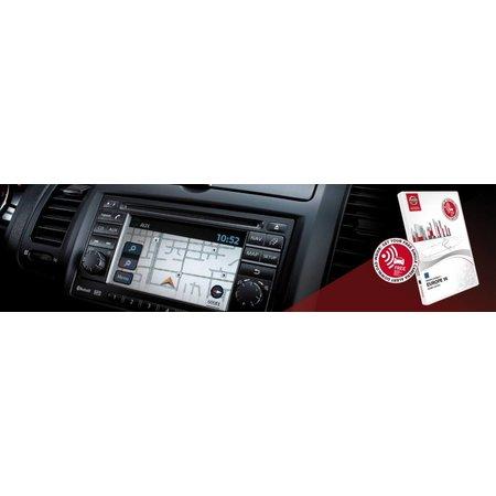 kartenupdate 2018 nissan connect 3 navigation v3 - car gadgets bv