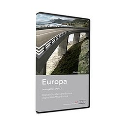 AUDI NAVIGATION PLUS RNS-E DVD Europa Version 2016 DVD 3/3 8P0 919 884 CG DEMO MODELL