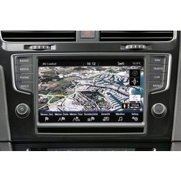 Retrofit Discover Pro MIB DAB + + Display & Golf 7 5G0 035 020 021 Navigation VW