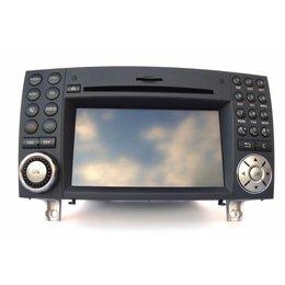 Mercedes Navigatie Comand NTG 2.5 SLK Klasse A 171 870 47 94 HDD + DVD wisselaar