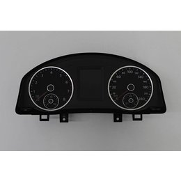 VW Eos 1Q instumentenpaneel KM marker Farbdisplay 1Q0920976E EU