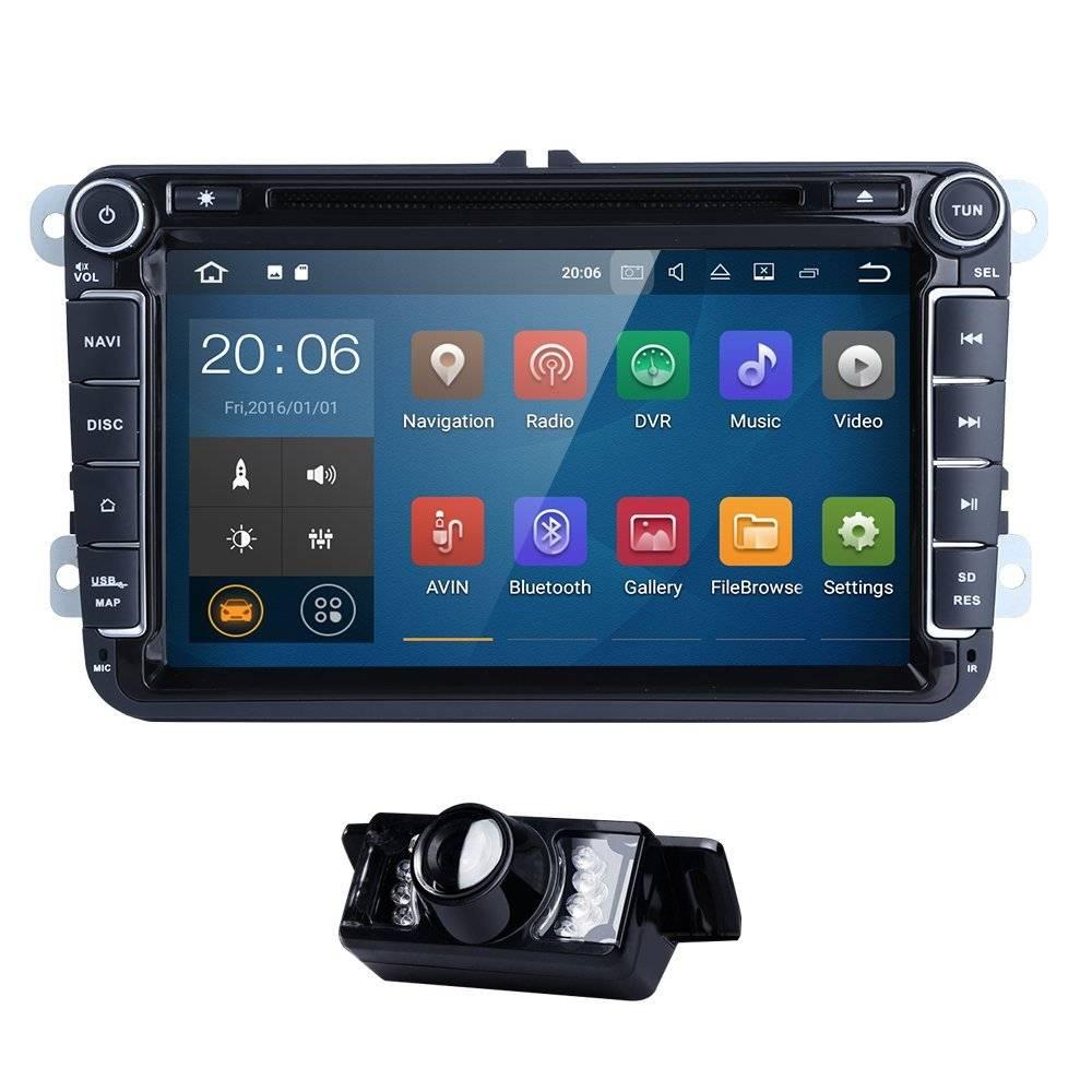 navigation system vw rns510 android 7 1 radio dvd player. Black Bedroom Furniture Sets. Home Design Ideas