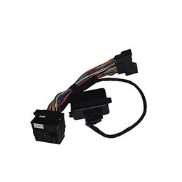 Car Gadgets BV Can Bus Converter RNS 510 with arrow illustration T5 - Touareg - Golf 4 - Passat 3BG