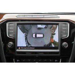 Komplett-Set Umgebungsansicht Area View für VW Tiguan AD1 - 2J2, 2J3