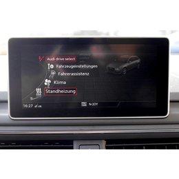 Nachrüst-Set Standheizung für Audi A4 8W - 2.0 TDI
