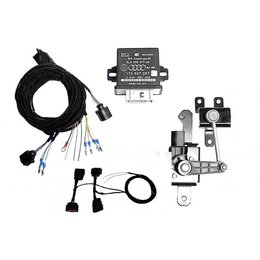 aLWR Complete set for Audi Q2 GA - with electr. Damping control