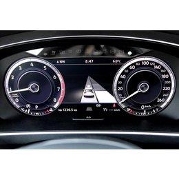Complete set Parklenkassistent for VW Passat B8 - Einparkhilfe vorhanden