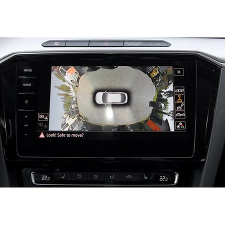Complete set Camera 360-view AreaView VW Arteon 3H - 6Xi, 6XT