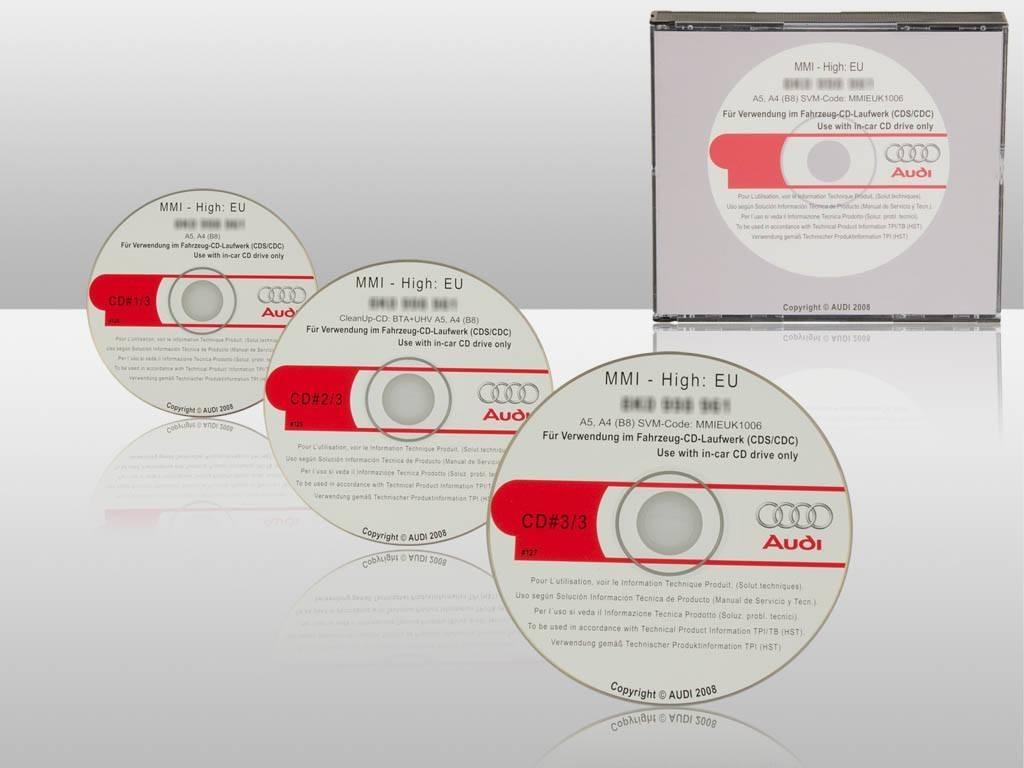 Original MMI Update For AUDI A A On E - Audi mmi update