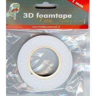 3D Foamtape 1 mm