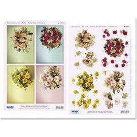 Bloemenboeketten