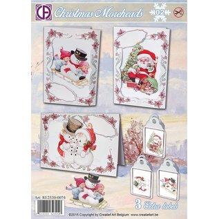 Christmas Moreheads 02