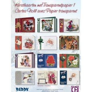 Kerstkaarten met transparantpapier 1