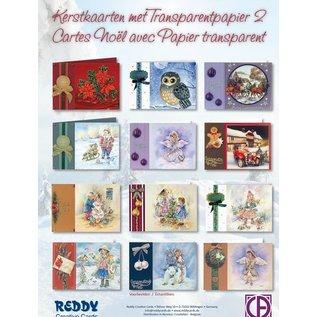 Kerstkaarten met transparantpapier 2