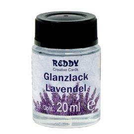 Lavendelgeur glanslak