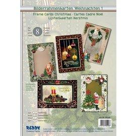 Lijstenkaarten Kerstmis 1