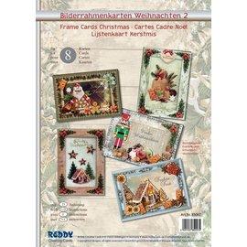 Lijstenkaarten Kerstmis 2