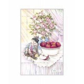 Creatief Art Pakket 6x SWR 388  Pop aan fruitschaal