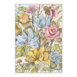 Creatief Art Pakket 6x SWR2-5036  bloementros