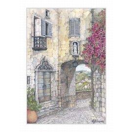 Creatief Art Pakket 6x SWR2-5044 poort in Spanje