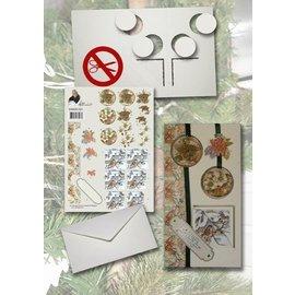 Creatief Art Pakket Kerst 2010 SWK80-021S