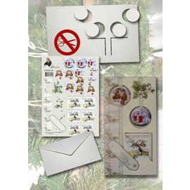 Creatief Art Pakket Kerst 2010 SWK80-022S