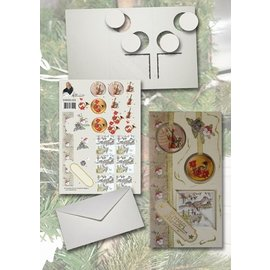 Creatief Art Pakket Kerst 2010 SWK80-023