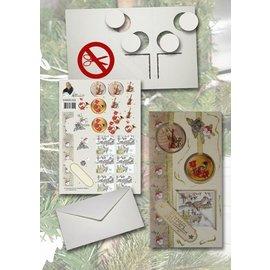 Creatief Art Pakket Kerst 2010 SWK80-024S